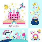fairy tale design concept 1