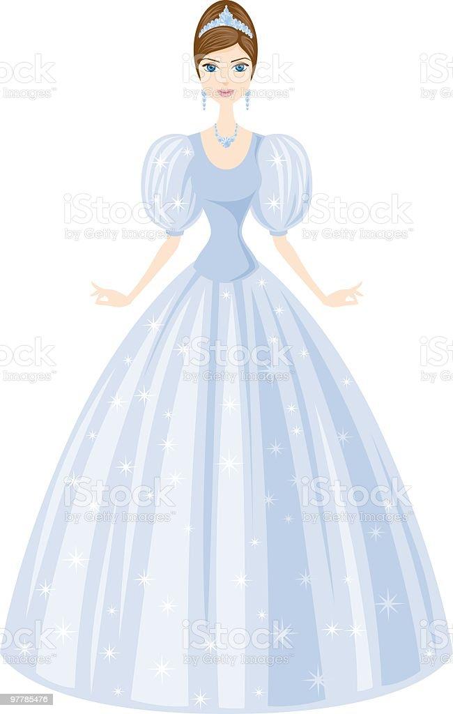 おとぎ話のお姫様 1人のベクターアート素材や画像を多数ご用意 Istock