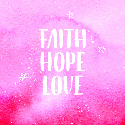 Download Faith Hope Love Quote On Breast Cancer Awareness Month ...