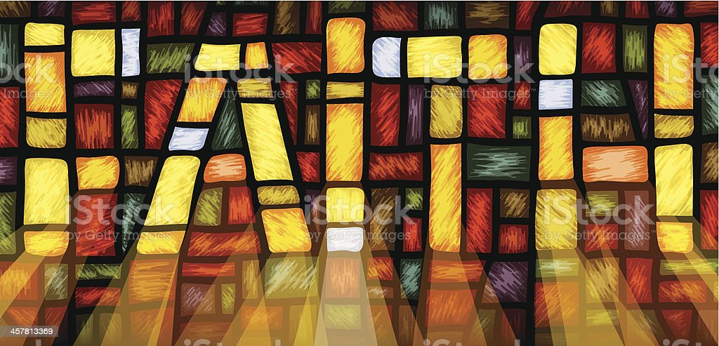 Faith vector art illustration