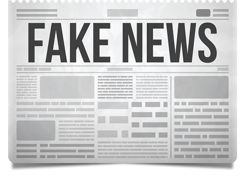 Fake News Newspaper