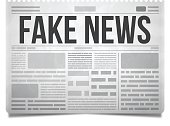 Fake News Newspaper
