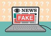 Fake news online