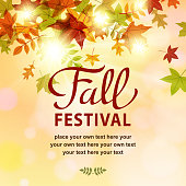 It's time to celebrate the season with the falling of autumn leaves at the Fall Festival