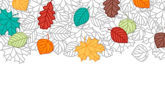 Fall Leaf Background