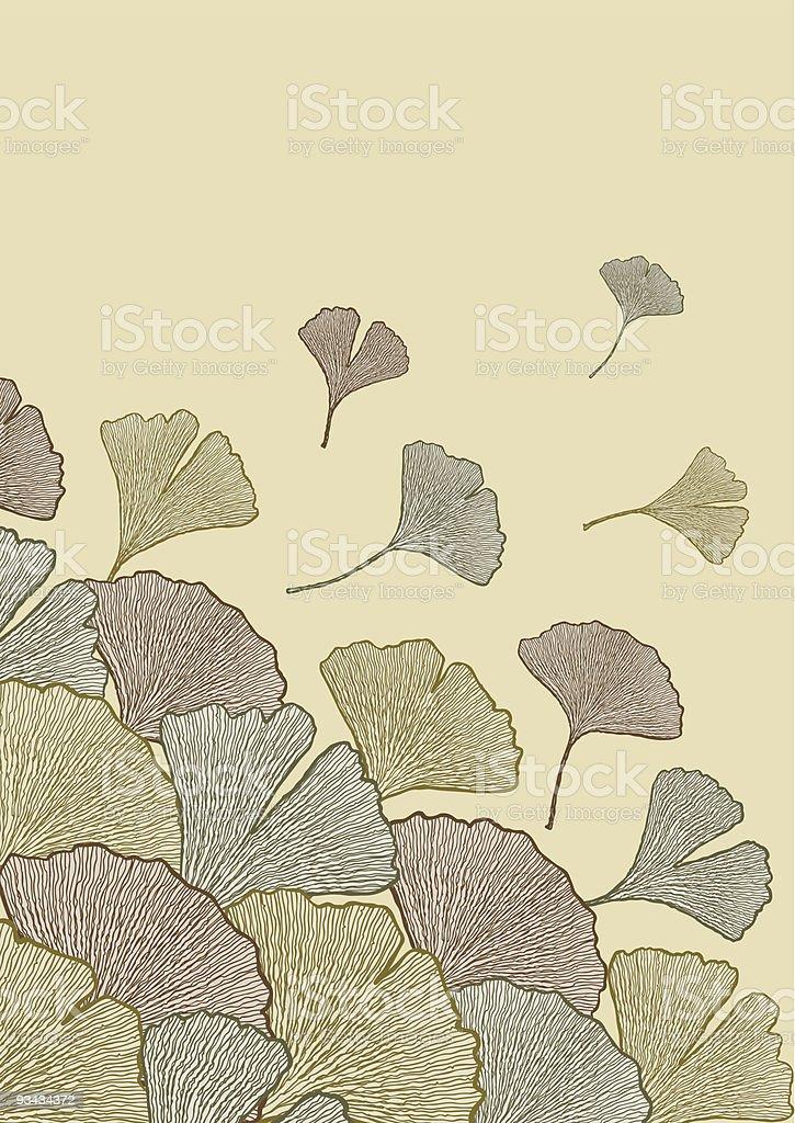 Herbst Blätter Lizenzfreies herbst blätter stock vektor art und mehr bilder von bildhintergrund