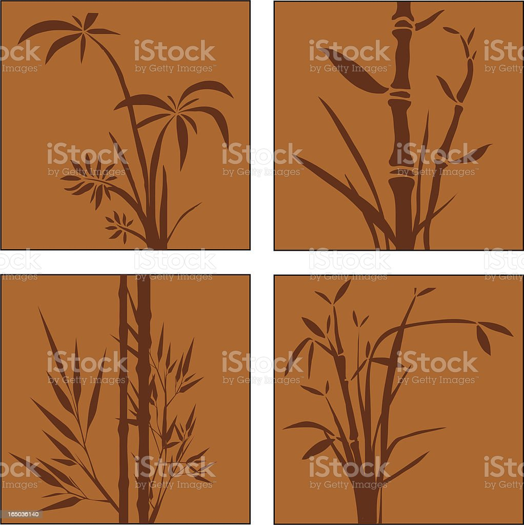 Fall Vegetation 03 royalty-free fall vegetation 03 stock vector art & more images of abstract