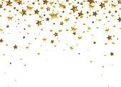 Falling Golden Stars