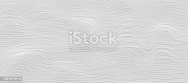 Falling Lines Abstract Texture Background