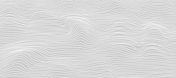 falling lines abstract texture background - flowing stock illustrations