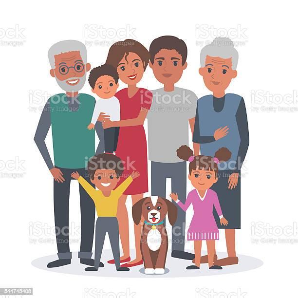 Family african american vector id544745408?b=1&k=6&m=544745408&s=612x612&h=amgm tugumbtnsfz9 hnwpea1q3qrnmrrf2v4jbnwhu=