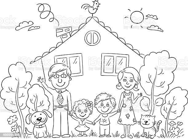 Family at the house outline vector id466994586?b=1&k=6&m=466994586&s=612x612&h=t4mv7kwjpg89 b1otsrgqhtkl8ch k3vei0uedavdnk=