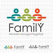 Family Chain Icon