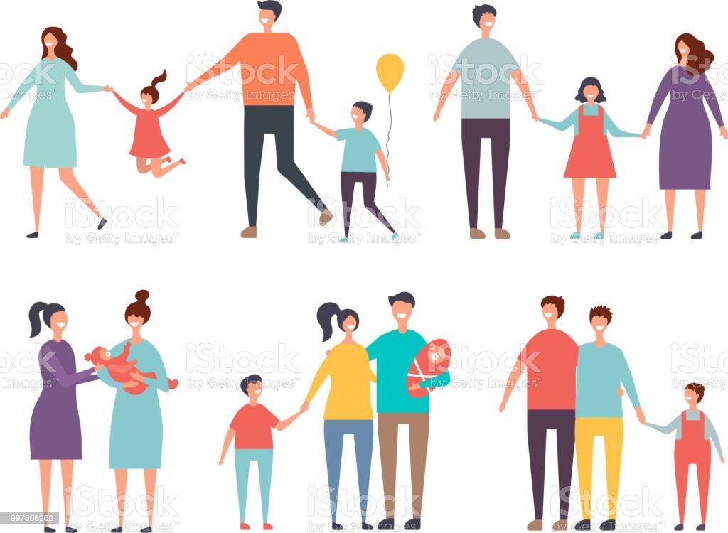 Familie Par Non Traditional Family homoseksuelle par-5403