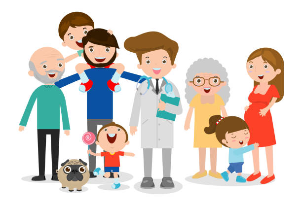 Top 60 Family Nurse Practitioner Clip Art, Vector Graphics ...