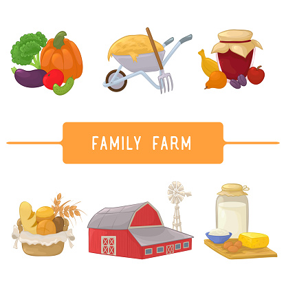 Family farm set
