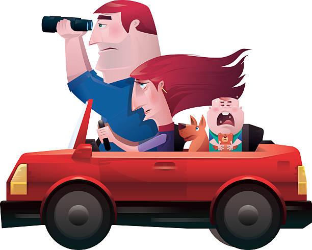 182 Lost Car Illustrations Royalty Free Vector Graphics Clip Art Istock
