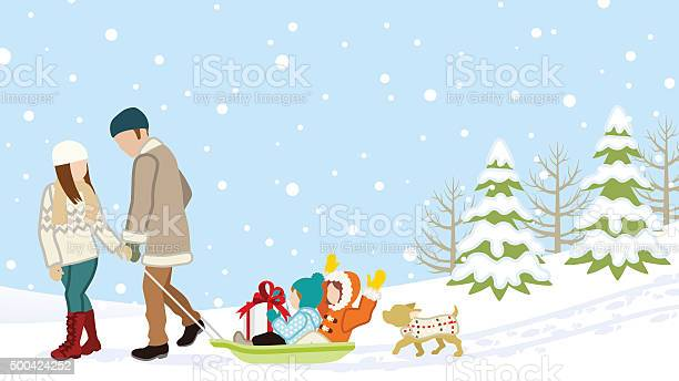 Family in winter nature parents carrying children by the sled vector id500424252?b=1&k=6&m=500424252&s=612x612&h=rmwebd jcahpydhwzolp4ysct5mrfnbtz7hqtvtv2vm=