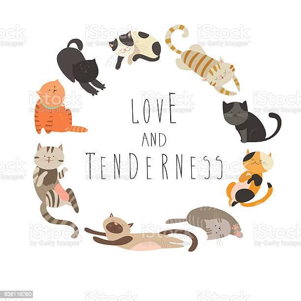 Family of cats vector id636116260?b=1&k=6&m=636116260&s=612x612&h=udx50h1fvpcvguxmgmok7cztd8tbx49wlubpur1 a0g=
