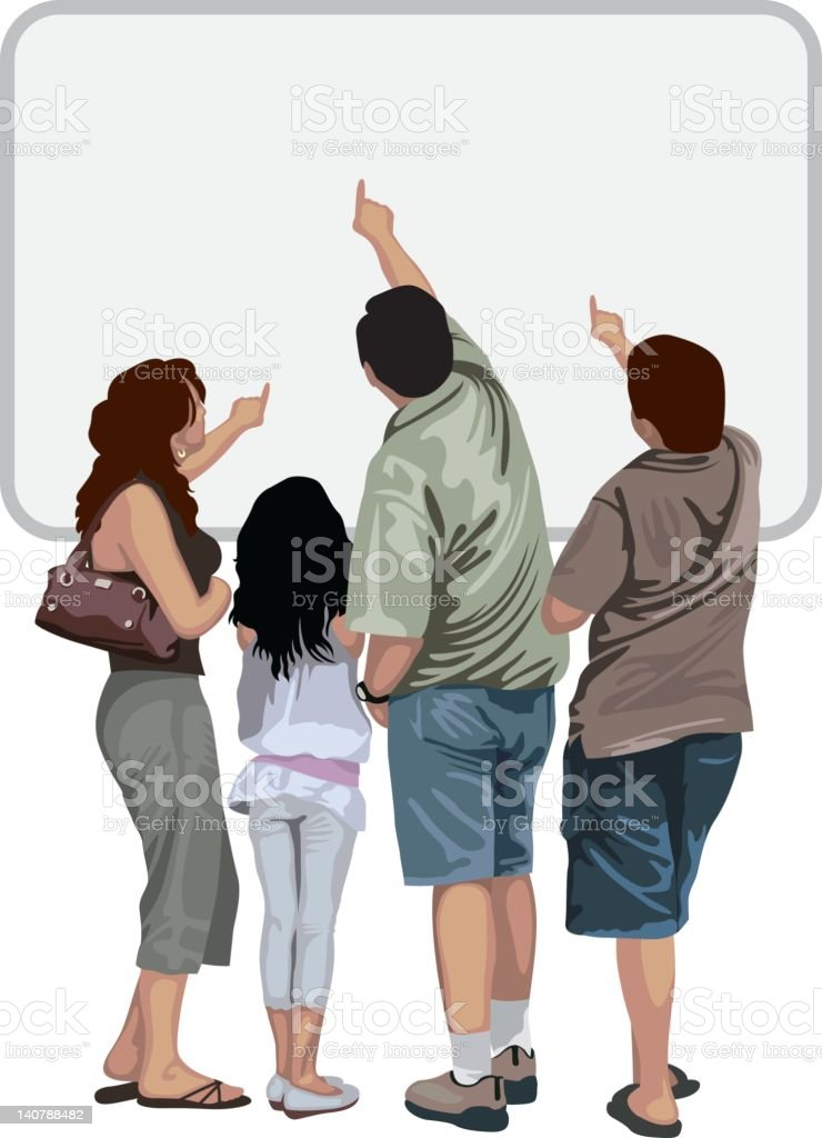 Family reading in a frame information royalty-free family reading in a frame information stock vector art & more images of adolescence