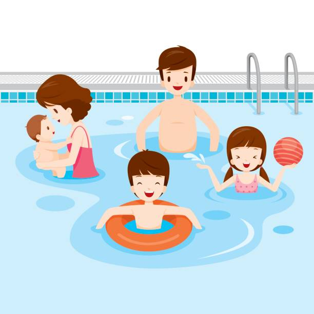 Clipart For Swimming Pool