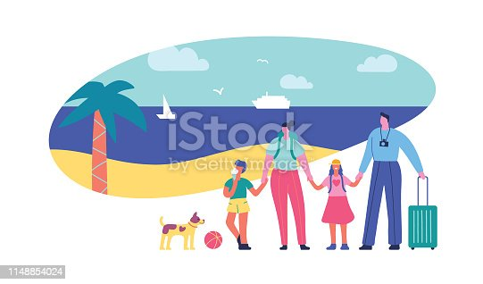 Family summer vacations