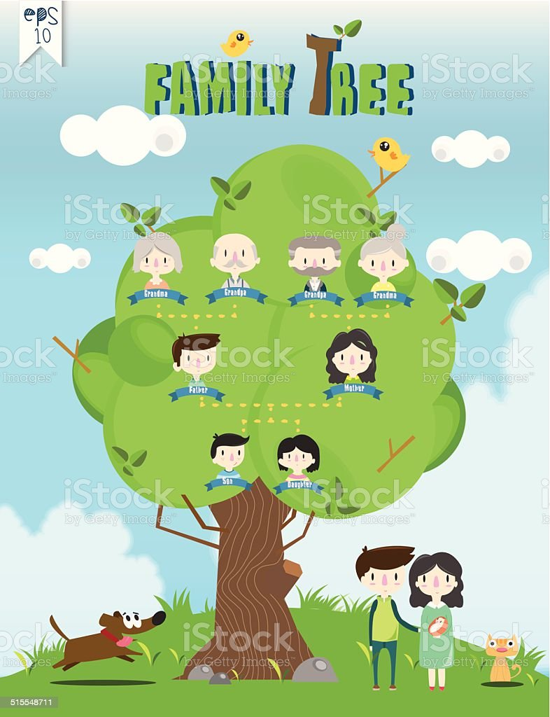 family tree images graphics