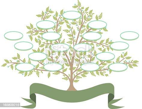 istock Family tree 165809215
