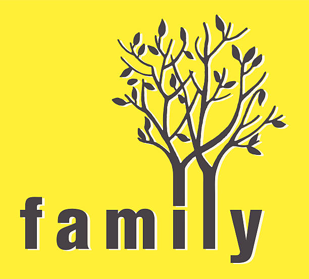 Family Tree – Vektorgrafik
