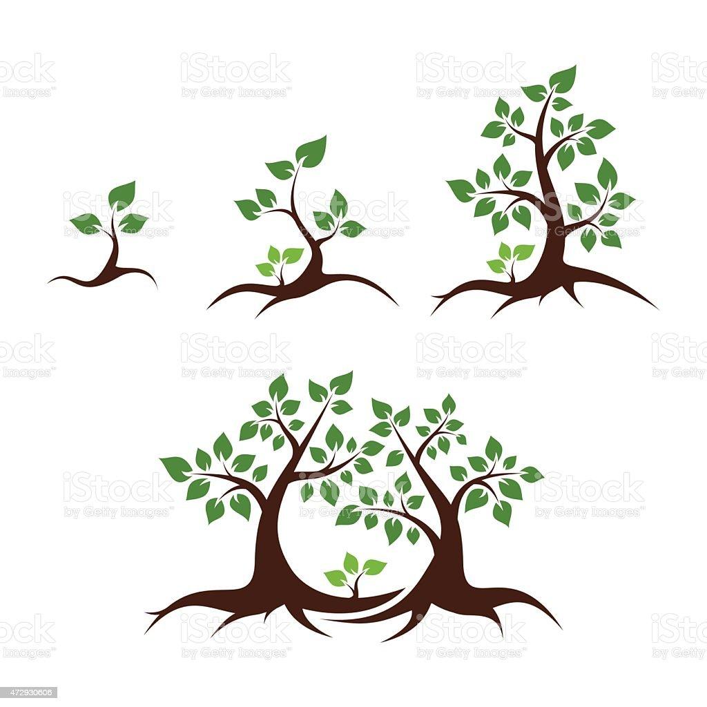 系統樹ベクトルイラスト 1人のベクターアート素材や画像を多数ご用意