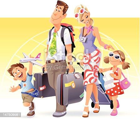 istock Family Vacation 147509581