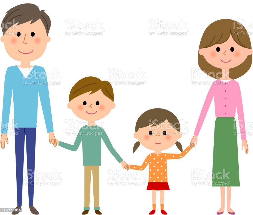 Famille Vecteurs Libres De Droits Et Plus D Images Vectorielles De Adulte Istock
