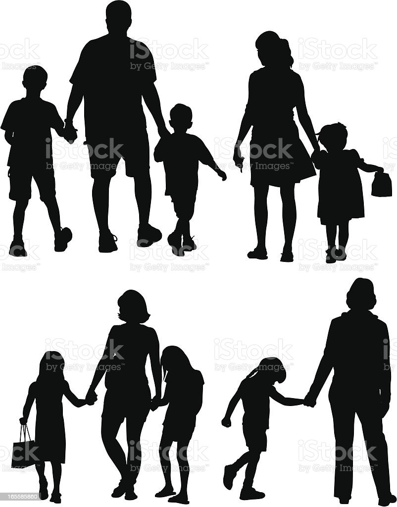 Family royalty-free family stock vector art & more images of brother