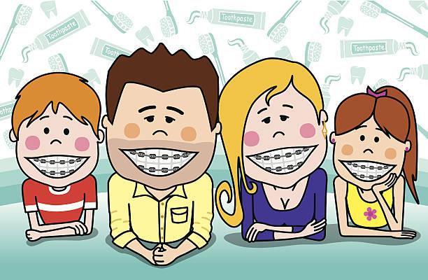 familie - manschetten stock-grafiken, -clipart, -cartoons und -symbole
