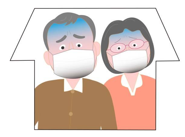 family virus – artystyczna grafika wektorowa
