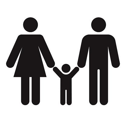 Family Washroom Accessibility Icon
