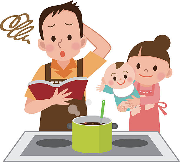 Royalty Free Cooking Fail Clip Art, Vector Images ...