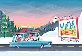 Family Winter Getaways