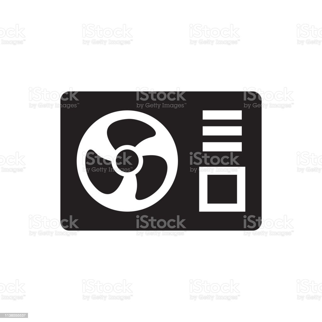 Fan Icon Stock Illustration Download Image Now Istock