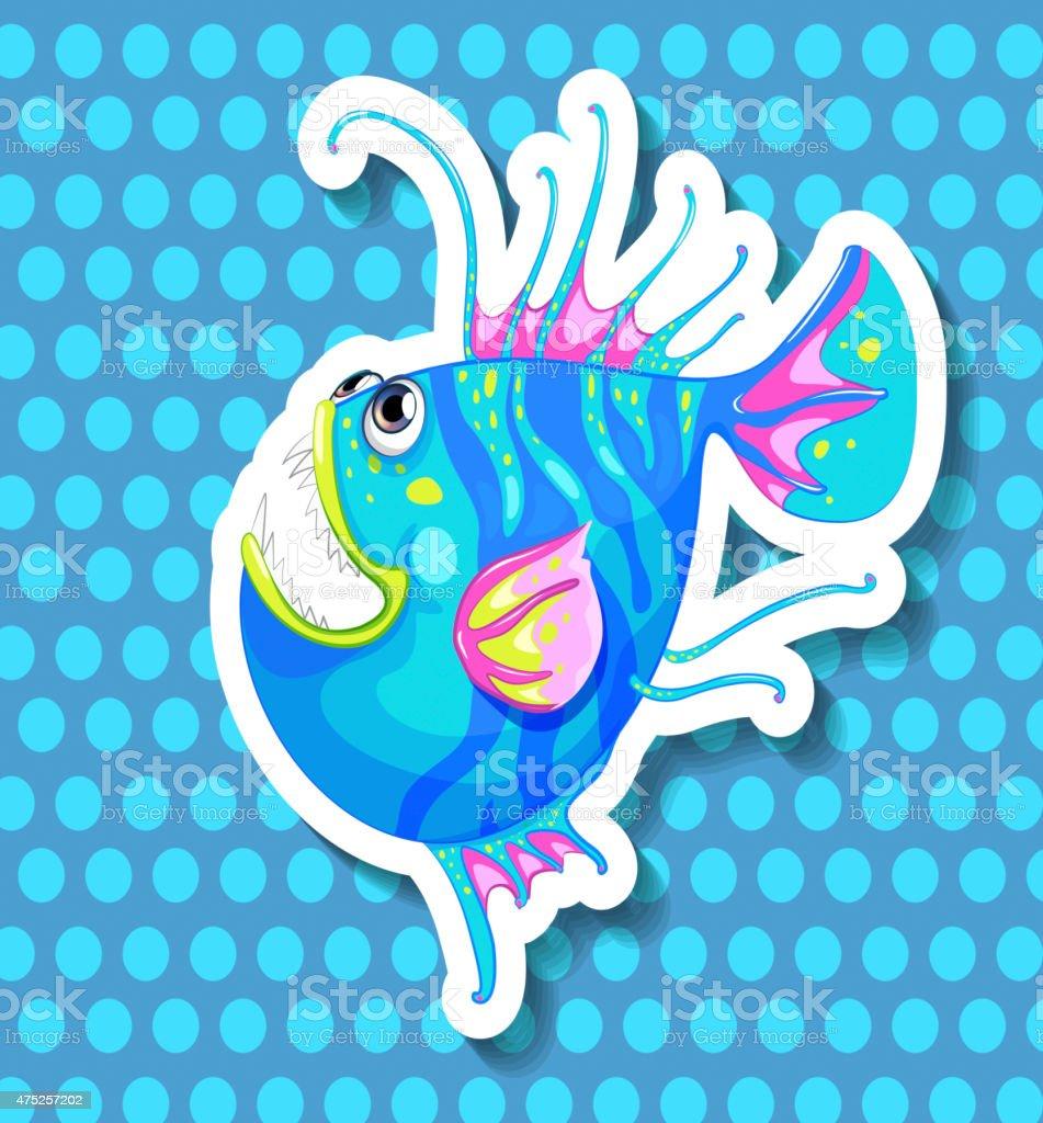 おしゃれな魚 - 2015年のベクターアート素材や画像を多数ご用意