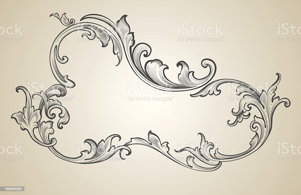 Fancy Frame royalty-free fancy frame stock vector art & more images of 2000-2009