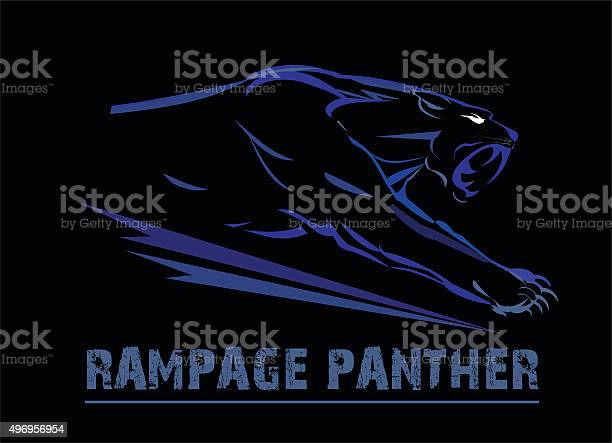 Fang face muscular panther roaring and crawling in the dark vector id496956954?b=1&k=6&m=496956954&s=612x612&h=lrsvx6wdcon97ci6o3xghaplf9uyozk2mpcz2tdoi7i=