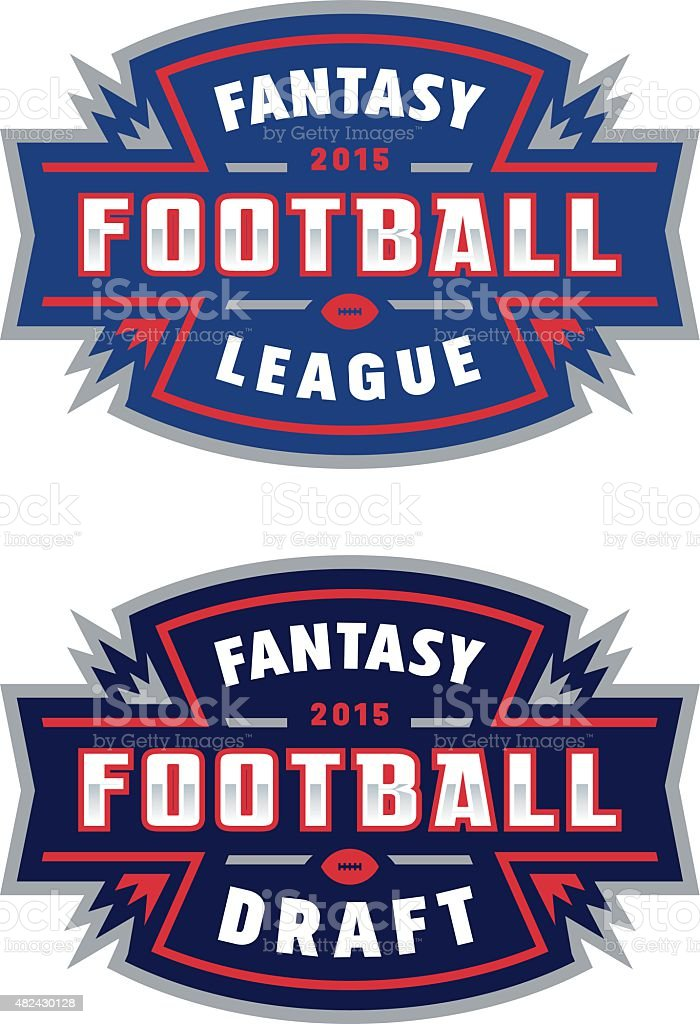 Fantasy Football League royalty-free fantasy football league stock illustration - download image now