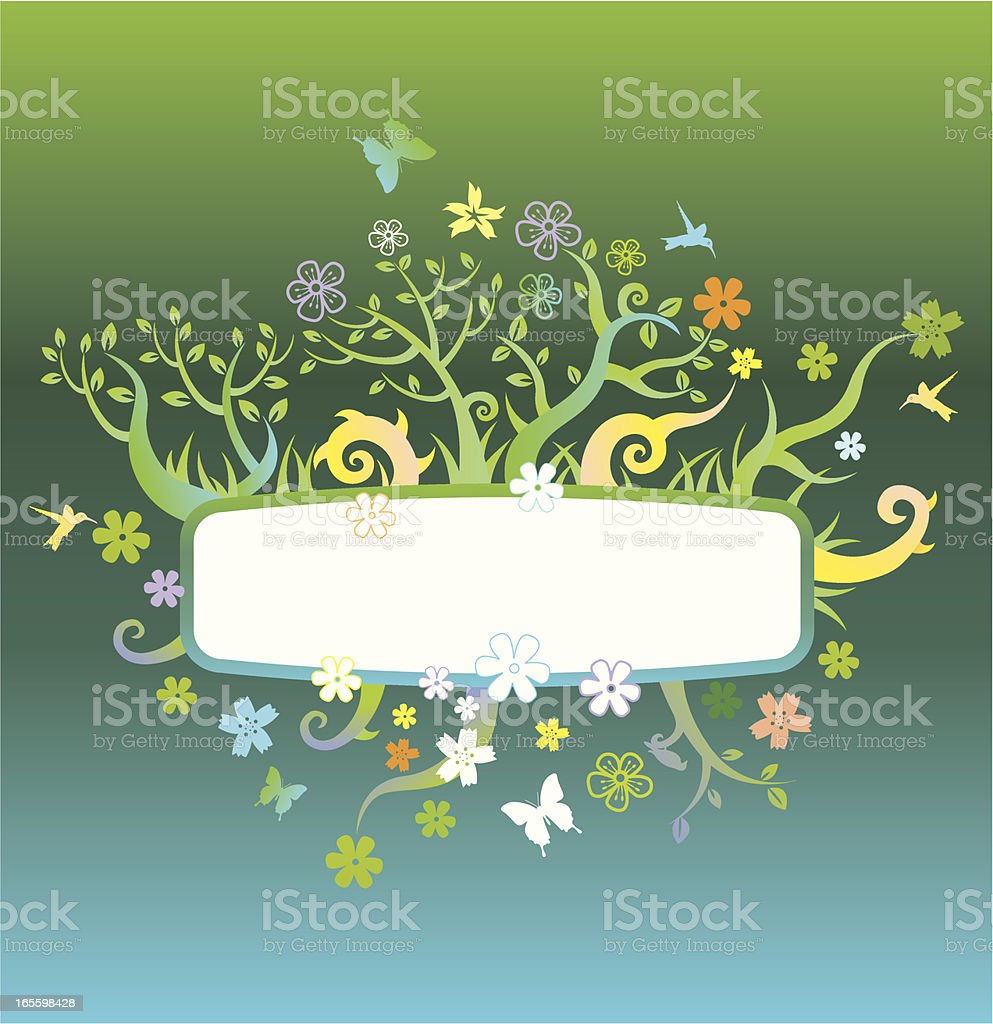 Fantasía al jardín ilustración de fantasía al jardín y más banco de imágenes de arte y artesanía libre de derechos