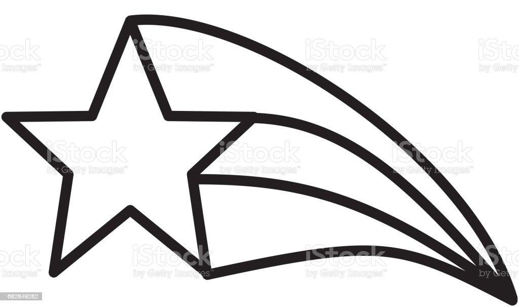 isolierte Sternsymbol Fantasy Lizenzfreies isolierte sternsymbol fantasy stock vektor art und mehr bilder von astrologie