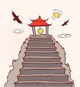 Far East Temple