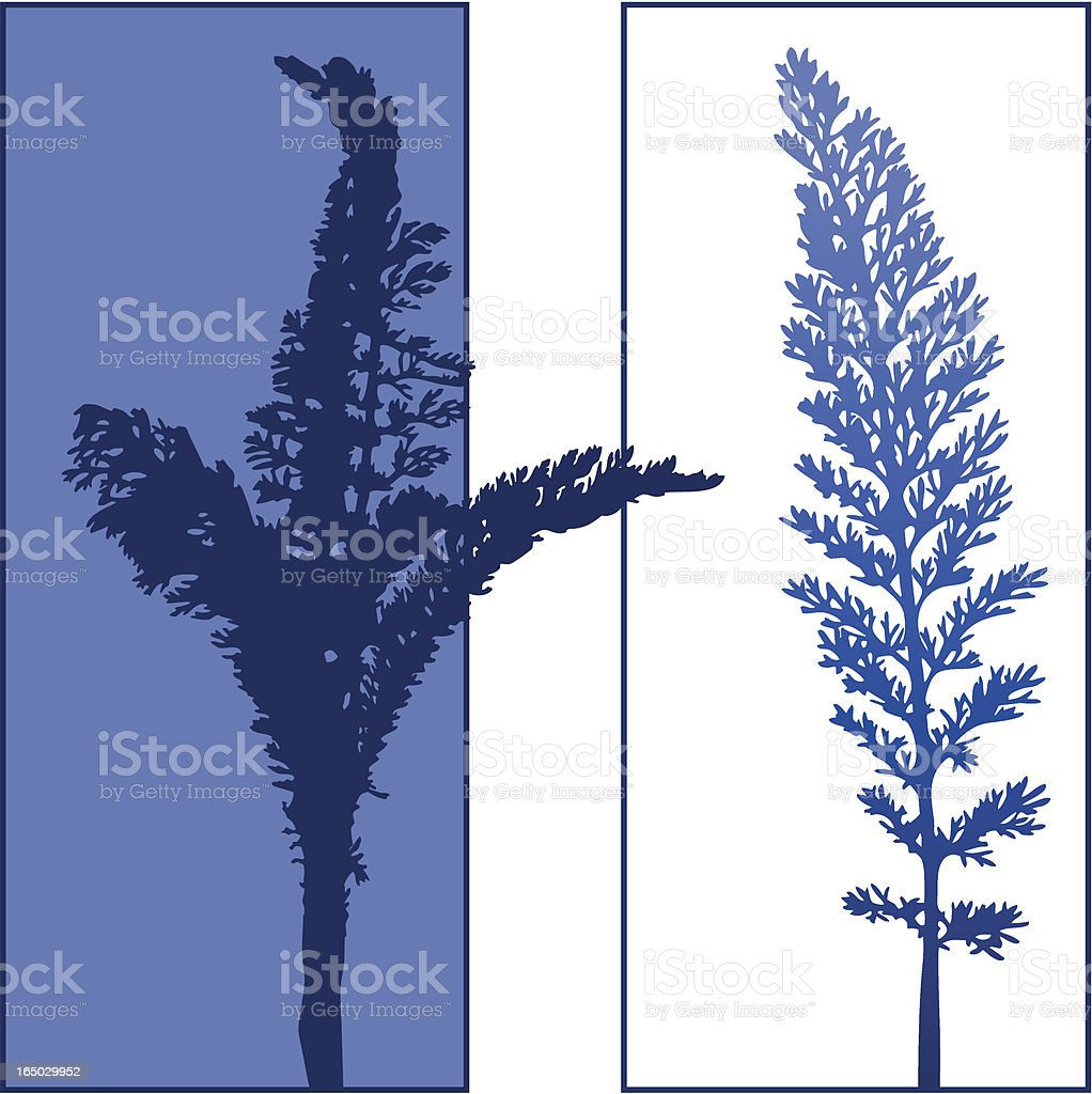 Fern royalty-free fern stock vector art & more images of animal
