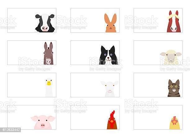 Farm animals banner set vector id612633442?b=1&k=6&m=612633442&s=612x612&h=xhea7wtvya09wosvr6ze s1ksnrn8llgihzlalqknw8=
