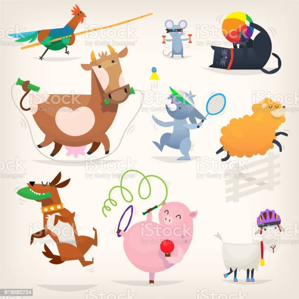 Farm animals doing sports vector id919585234?b=1&k=6&m=919585234&s=612x612&h=xd1o1lu5ymkblxgcgxsggul twkqzqkzwh0fzxfpnlm=