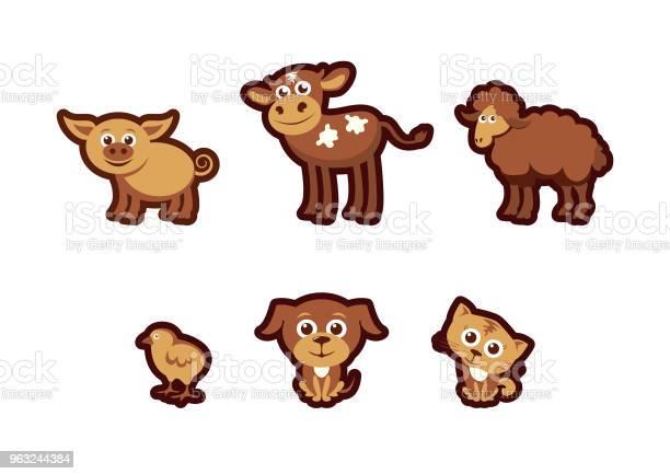 Farm animals vector vector id963244384?b=1&k=6&m=963244384&s=612x612&h=u9tt4suui zuijwofcyrsogpi8ax4pu81wf4isxhm5g=